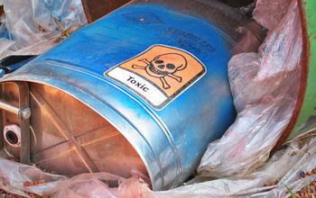 Zbiranje nevarnih odpadkov