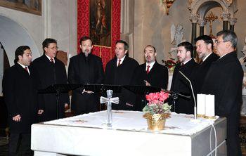 Božični koncert s Slovenskim oktetom