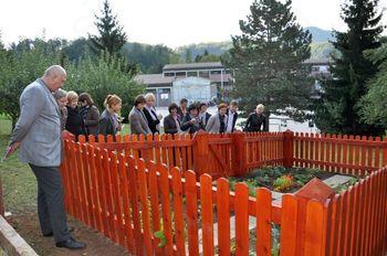 Dobri zgledi vlečejo: obšolski vrt ima tudi OŠ Sava Kladnika Sevnica