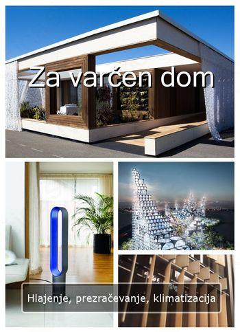 Najboljši nasveti za hlajenje, prezračevanje in klimatizacijo