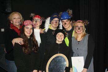 Uspeh  mladinske sekcije KUD Vesel teater