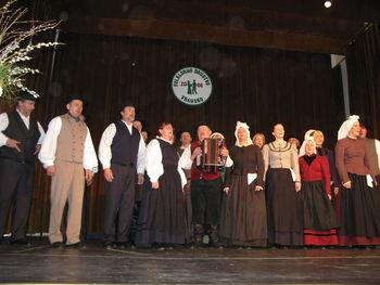Območno srečanje odraslih folklornih skupin