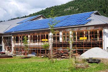 Energetska obnova šole