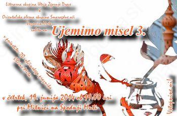 UJEMIMO MISEL III