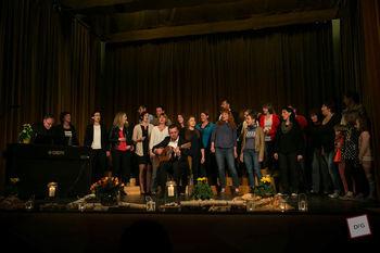 Mešani pevski zbor LIvRA vabi