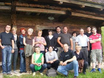 Strokovna ekskurzija na Štajersko