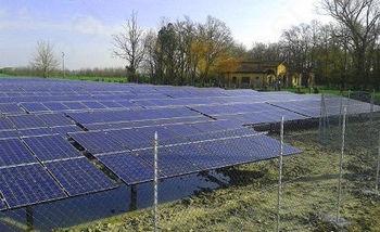 Odprtje Sončne elektrarne v Novem mestu