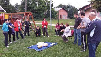TOVARIŠICE IN TOVARIŠI - pestra generacija zavzetih prostovoljcev