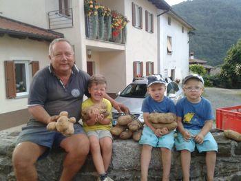 + Plus: Izjemna letina krompirja v Bodrežu