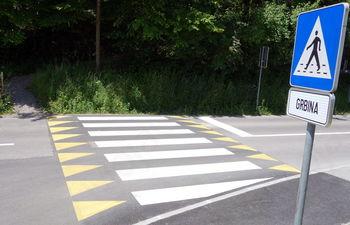 Tri nove hitrostne ovire
