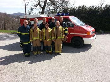 Deset članov PGD Primskovo končalo z nadaljevalnim tečajem za gasilca