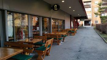Novo odprta gostilna in pizzerija Detel'ca