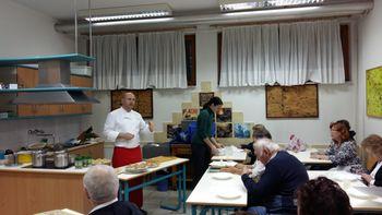 Srečanje parkinsonovih bolnikov in njihovih spremljevalcev v Žužemberku