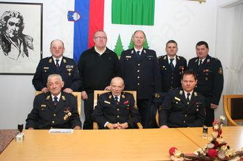Občina in gasilci podpisali anekse o financiranju