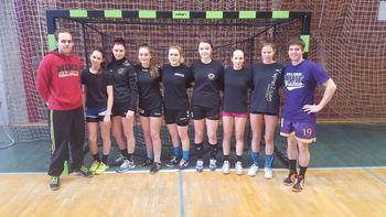 Ligaško tekmovanje mlajših selekcij Rokometne šole Alena Mihalja – Pristar v januarju 2016