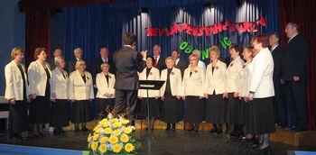 XIX. Občinska revija pevskih zborov