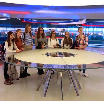 Mlade novinarke na RTV Slovenija