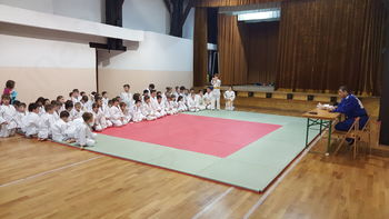 Napredovanje mladih tekmovalcev Judo kluba SHIDO