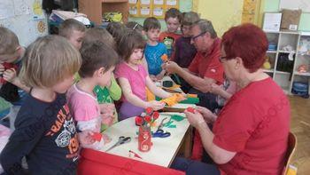 V vrtcu Nazarje so otroci veseli, če se kaj novega naučijo