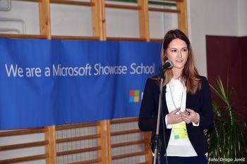 Inovativen Microsoftov dan na OŠ Dobje
