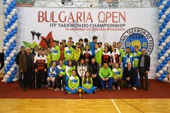Tekmovalci TKD kluba Škorpijon ponovno med dobitniki odličij na prvenstvih Nurko cup in Bulgaria open