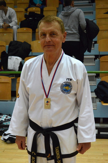 Črtomir Borko: Taekwon-do kot šport in oblika rekreacije za vse starosti