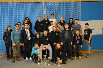 3. mesto za Škorpijone na Državnem prvenstvu 2017 v ITF taekwon-doju
