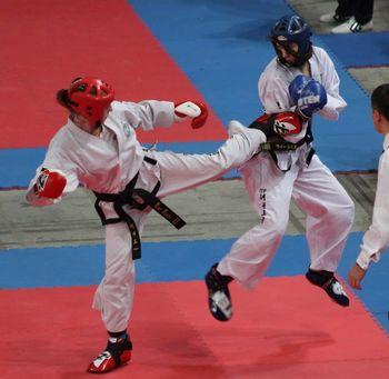Ljubljanski taekwondoisti odlični na Evropskem prvenstvu 2019