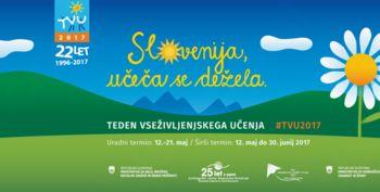 Teden vseživljenjskega učenja in Parada učenja 2017 v Slovenj Gradcu
