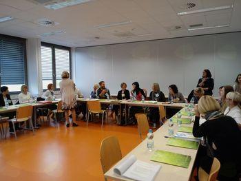 """Uspešno izvedeno usposabljanje za uporabo programa """"Uporabna slovenščina za albansko govoreče"""""""