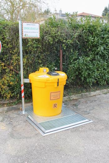 Z ločevanjem odpadnega jedilnega olja do čistejšega okolja