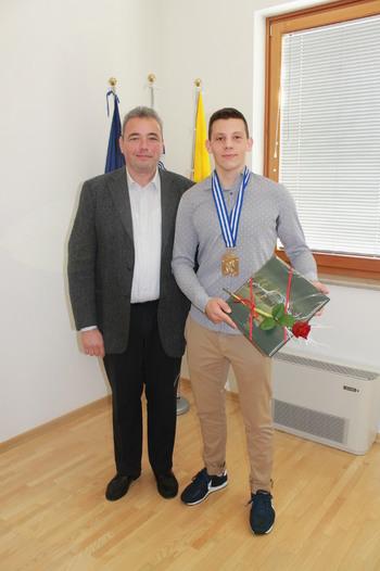 Stefan Stanić iz Mirna postal evropski prvak v kickboxingu