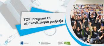 TOP! Podjetniški program