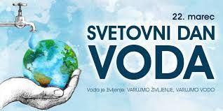 Dnevi odprtih vrat ob svetovnem dnevu voda, 22. marcu