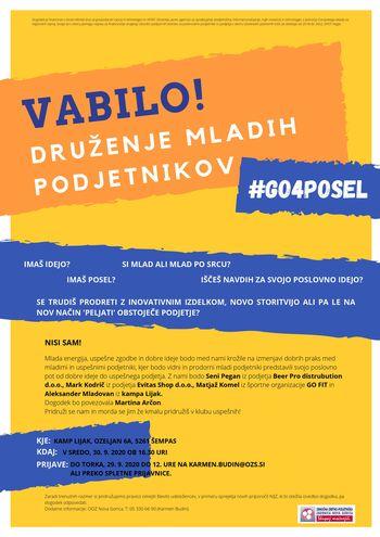 #GO4POLSEL - Druženje mladih podjetnikov