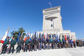 Prireditev ob mednarodnem dnevu miru na Cerju
