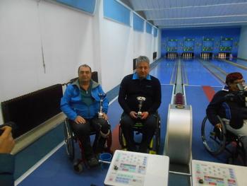 Izjemni uspeh koroških kegljačev paraplegikov