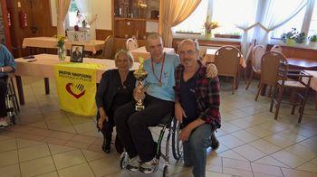 Uspešni ribiči paraplegiki