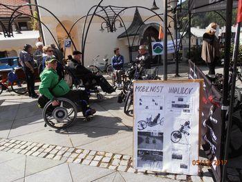 Paraplegiki na Dnevu trajne mobilnosti