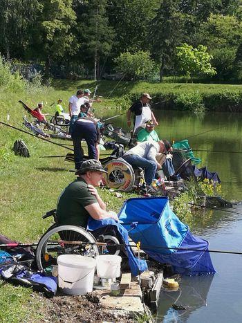 Začetek lige v športnem ribolovu