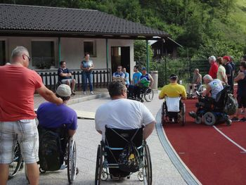 Atleti paraplegiki so… drugi