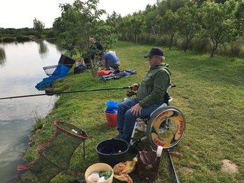 Pričetek lige v ribolovu z plovcem