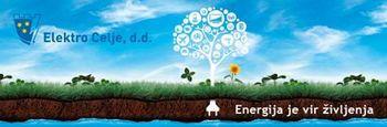 Obvestilo o prekinitvi el. energije