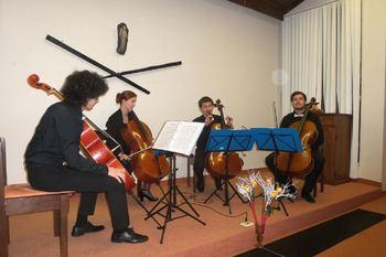 Cellostrike na Mirenskem gradu