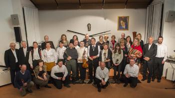 Kulturni praznik v znamenju Lojza Bratuža - simbola slovenstva