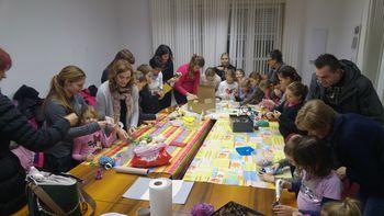 Sijaj v otroških očeh na ustvarjalnih delavnicah v Mirnu