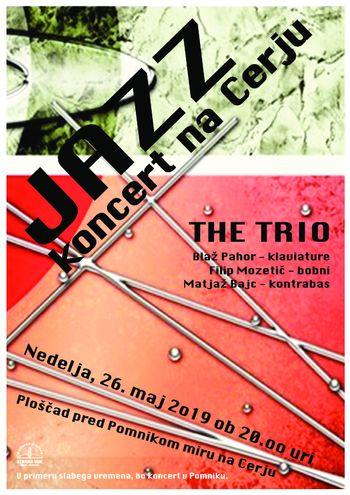 Jazz koncert na Cerju