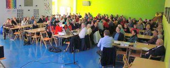 Planinsko predavanje in občni zbor PD Blagajana
