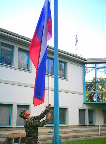 Zastava kaže našo zavest