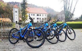 Izposoja električnih koles v naši občini